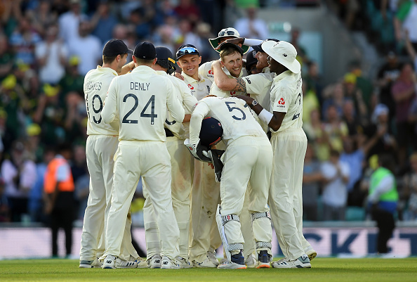 England outplayed Australia in the fifth Test at The Oval | Getty