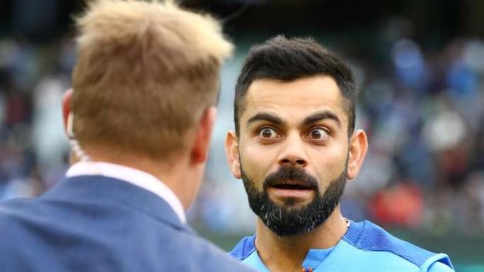 विराट कोहली ने बताया, आखिर वो क्यों आईपीएल 2009 में शेन वार्न के सामने बेवकूफ नज़र आते थे