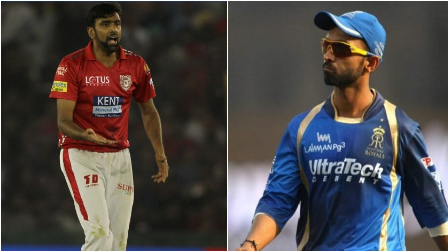 IPL 2019: Rajasthan Royals and Kings XI Punjab clash on Twitter after BCCI releases schedule
