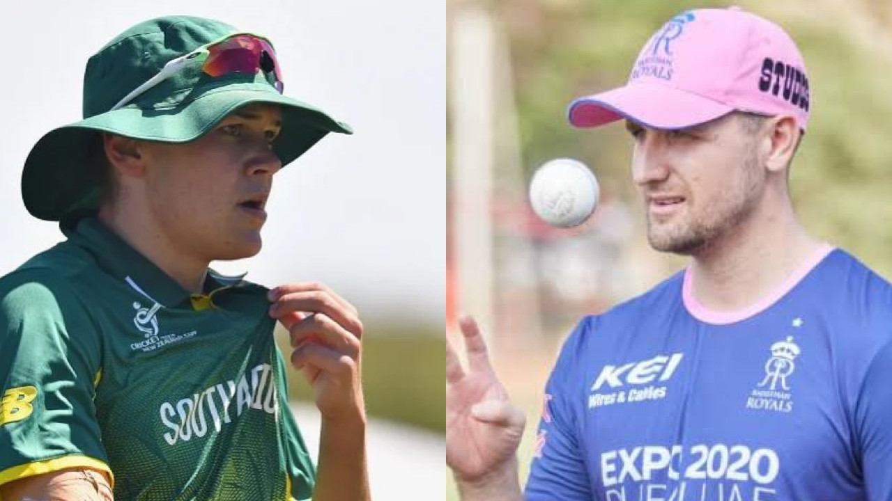 IPL 2021: Rajasthan Royals (RR) rope in South Africa's Gerald Coetzee as replacement