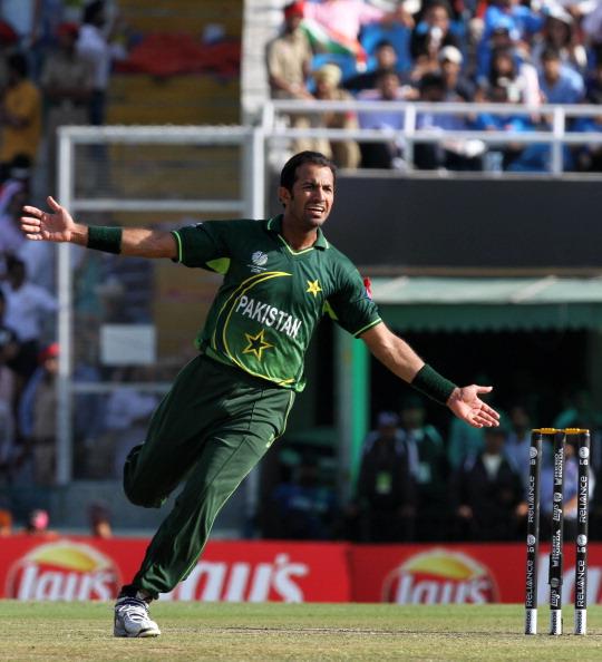 Wahab Riaz picked five wickets | Getty