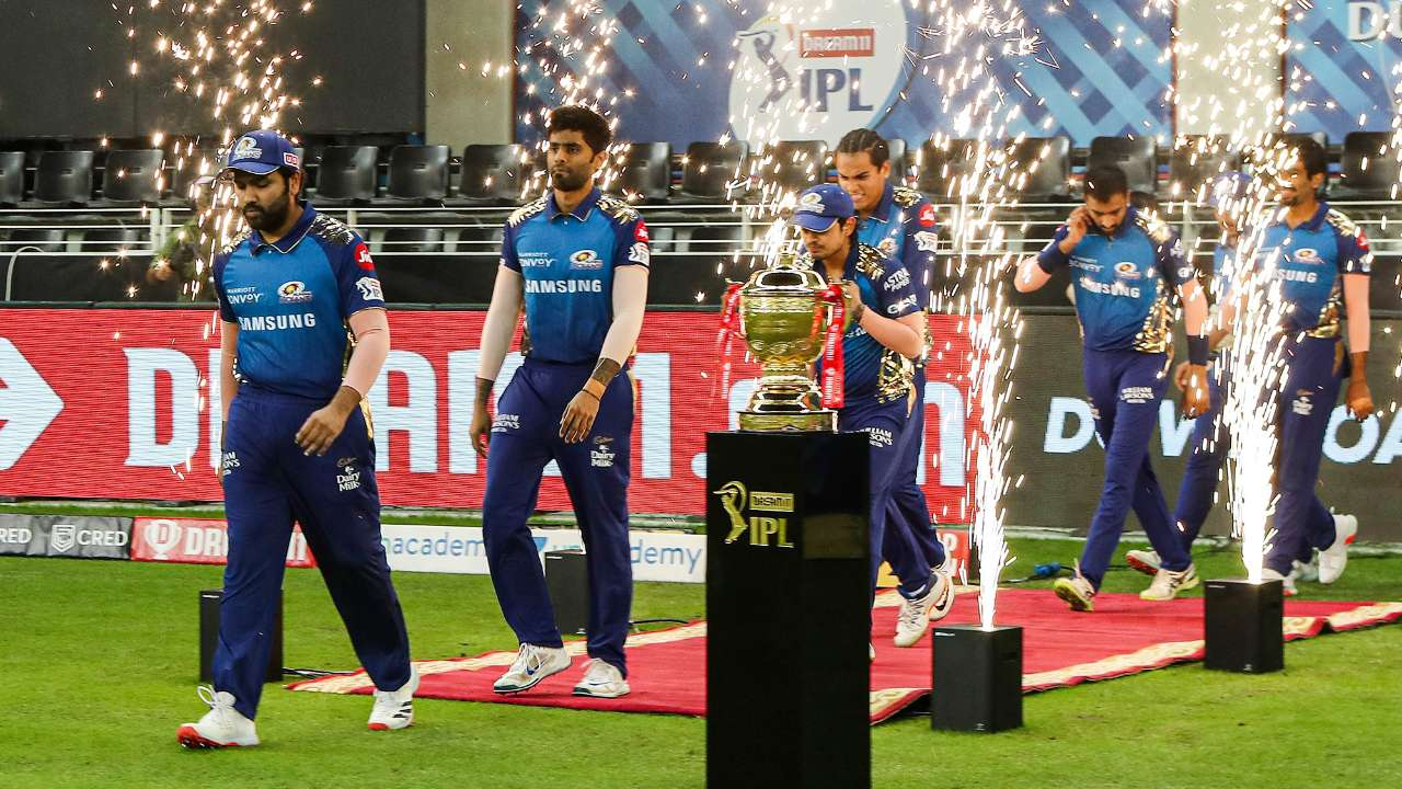 MI are five-time and current defending IPL champions | BCCI/IPL