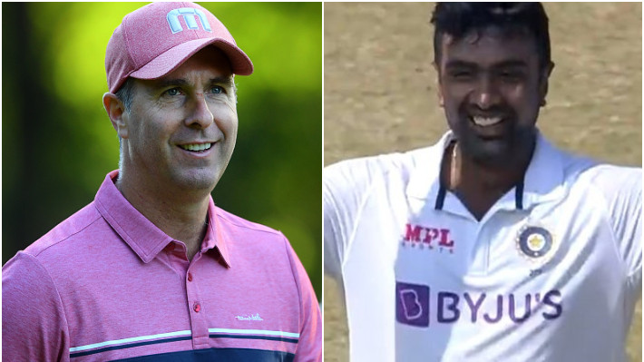 IND v ENG 2021: Twitterati mess with Michael Vaughan after he tweets 'the pitch is a road'