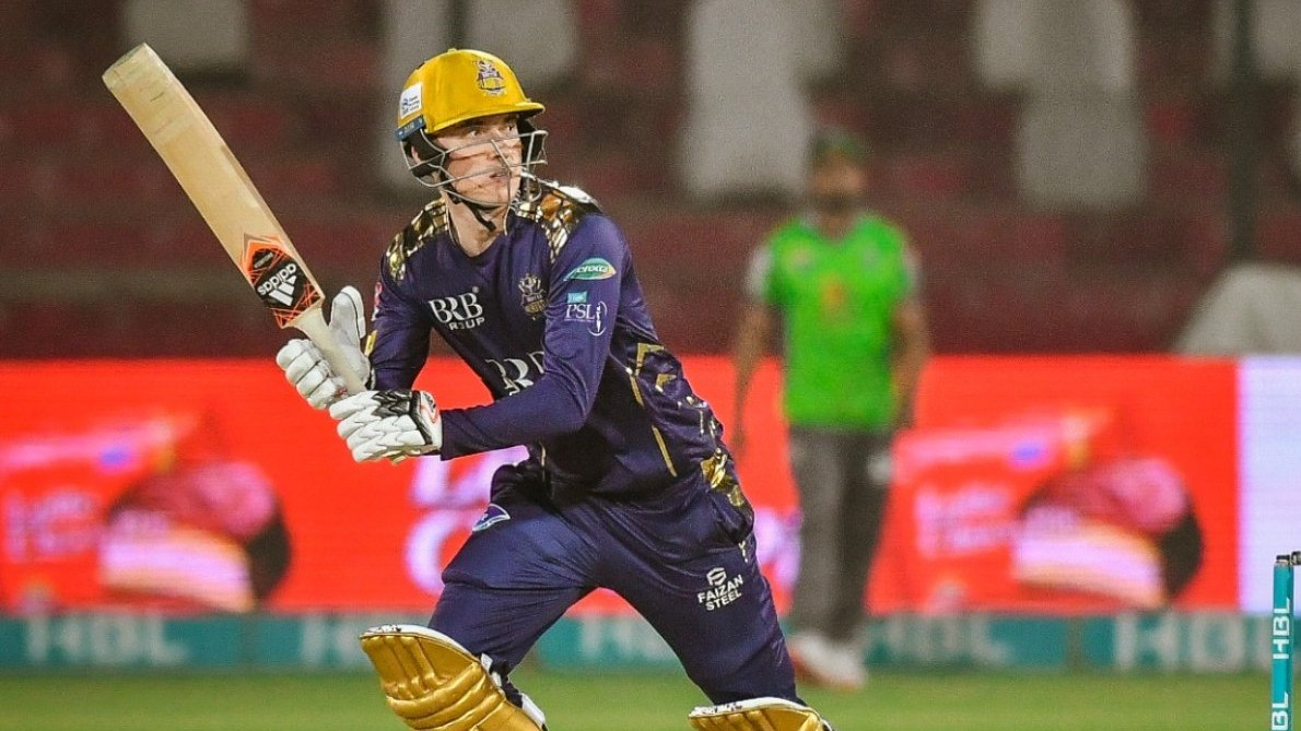 PSL 2021: Tom Banton one of the two foreign players to test COVID-19 positive