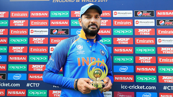 Yuvraj Singh eyeing to play the 2019 World Cup