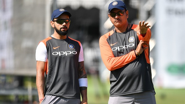Virat Kohli needed a break from Asia Cup to return fresh, says Ravi Shastri
