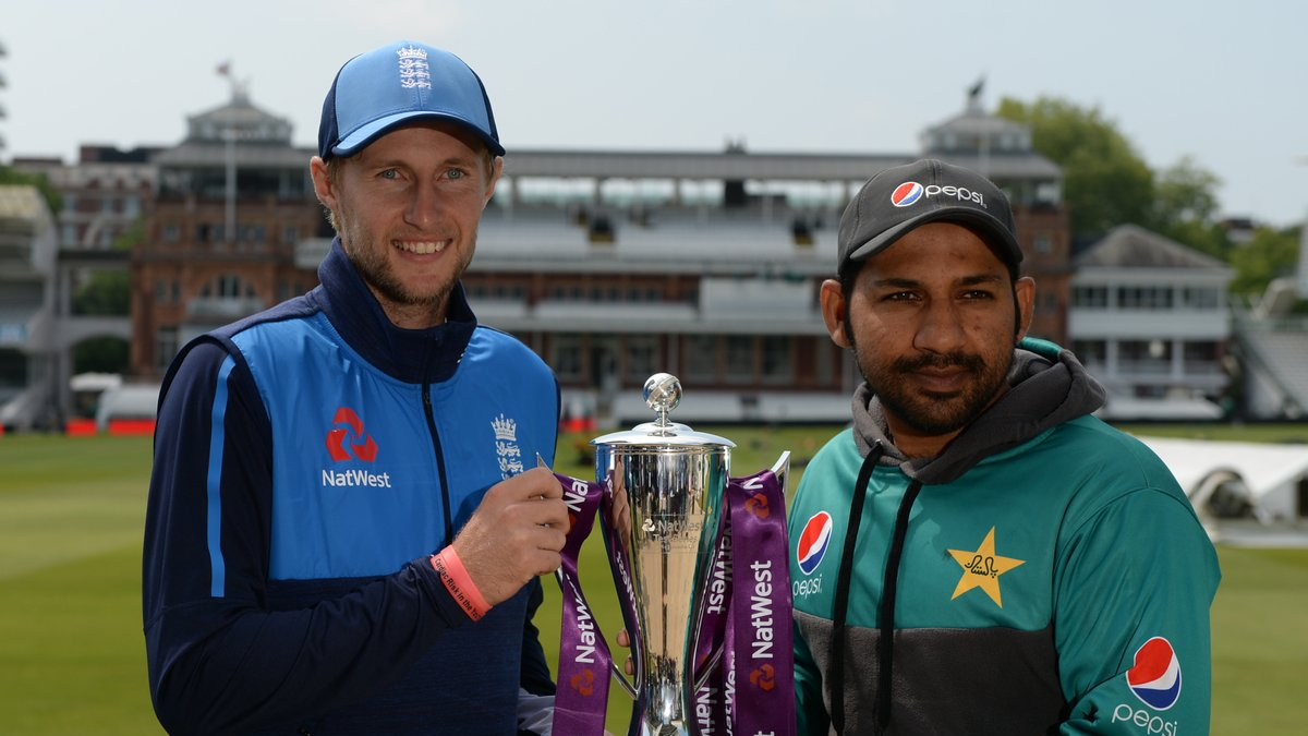 ENG vs PAK 2018 : Statistical Preview of the Test Series