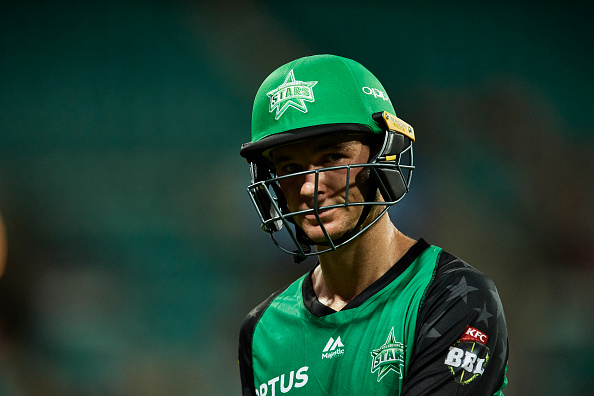 Handscomb was not offered a new deal with Melbourne Stars   Getty Images