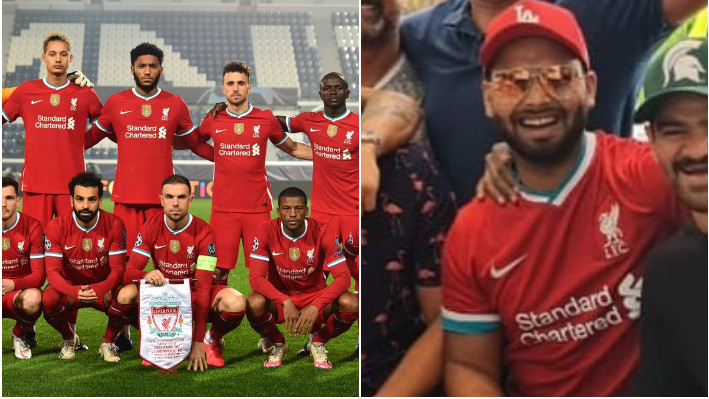 IND v ENG 2021: Liverpool FC loves Rishabh Pant's picture in their club's jersey