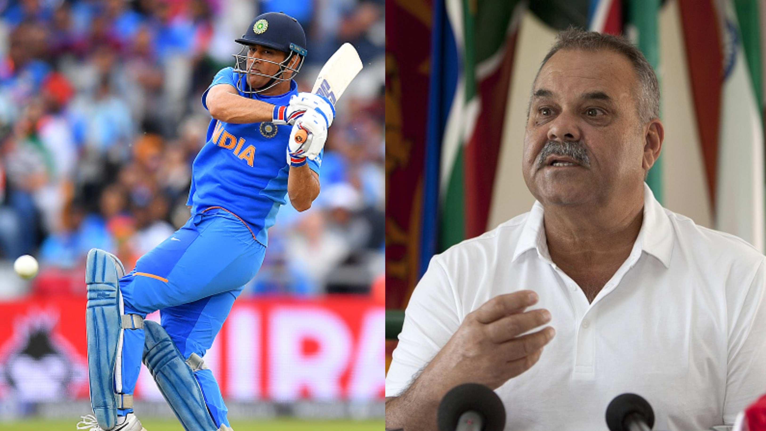 MS Dhoni deserves to take the call on his own terms, says Dav Whatmore
