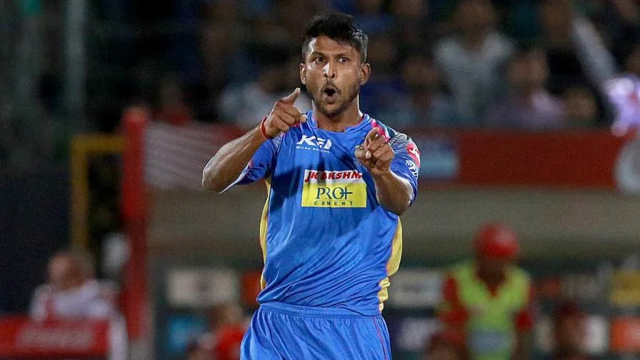 SL v IND 2021: 'Ecstatic' K Gowtham ready to unleash his carrom ball on Sri Lanka tour
