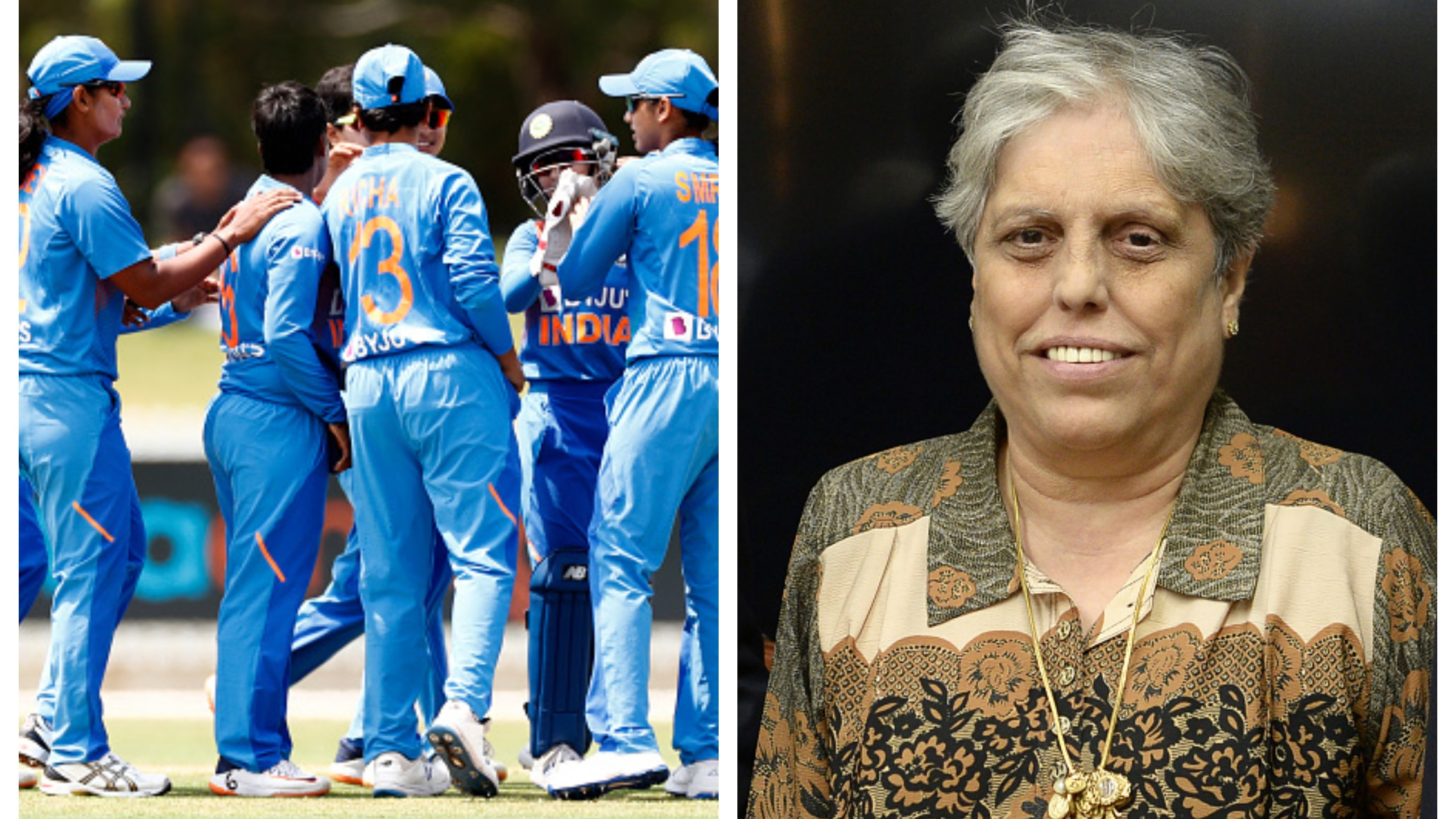 Women's T20WC 2020: Diana Edulji concerned as India continues to crumble under pressure