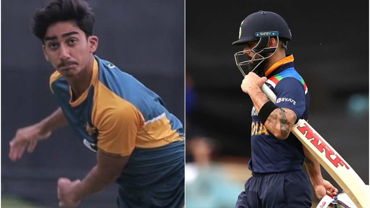 Virat Kohli is my dream wicket, says Pakistan's 17-year-old spinner Faisal Akram