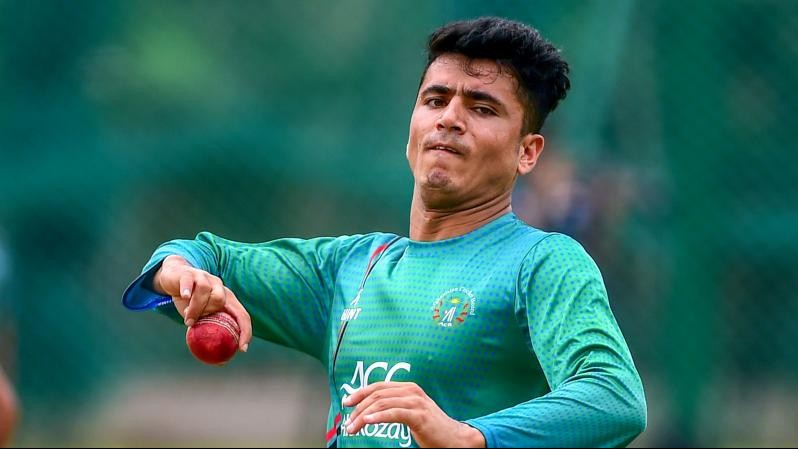 Saliva-ban will impact spinners' ability to impart drift on the ball - Mujeeb Ur Rahman