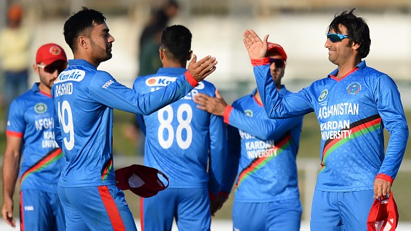 Afghanistan to host Ireland for 3 ODIs in January 2021
