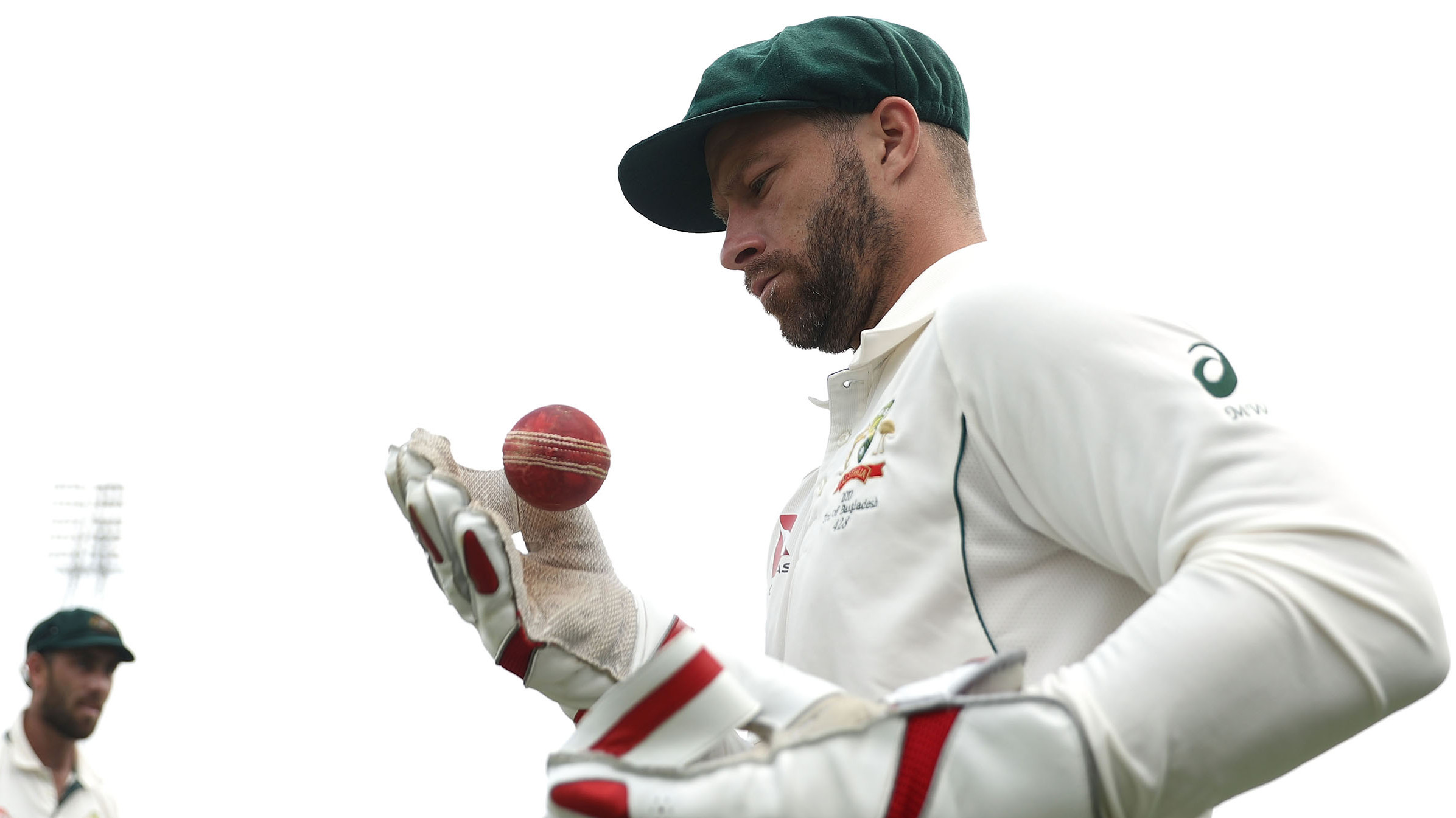 Matthew Wade disappointed with Australian selectors' reason for Test team exclusion