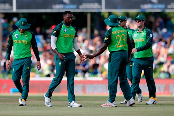 South Africa could be suspended from international cricket | Getty