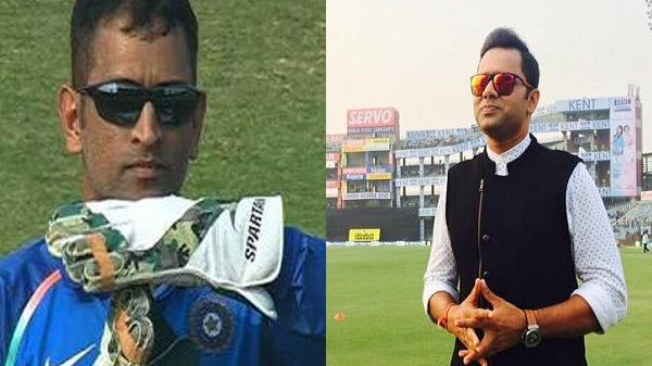 Aakash Chopra announces his all-time ODI XI, MS Dhoni not named captain