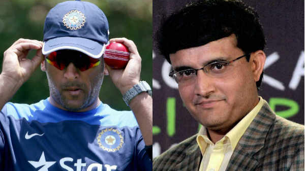 Sourav Ganguly backs MS Dhoni to comeback strongly