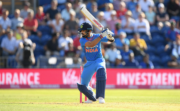 Virat Kohli yet to score a fifty plus score in T20Is in 2018 | Getty