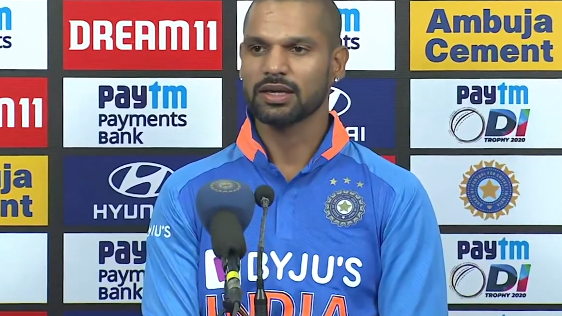 IND v AUS 2020: Dhawan rues the loss of four quick wickets in middle overs after Mumbai ODI defeat