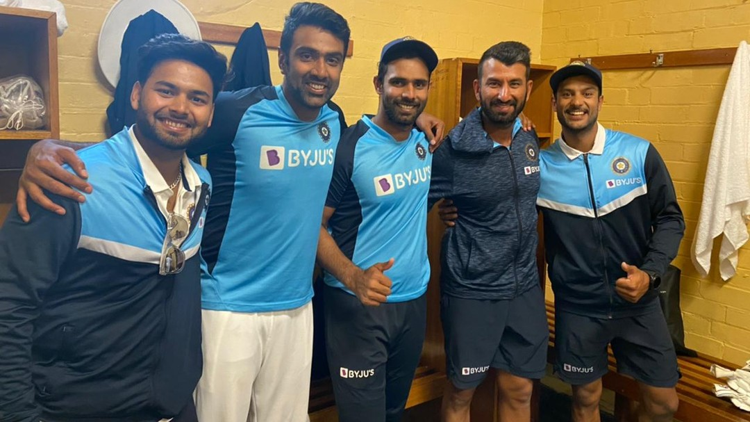 AUS v IND 2020-21: 'Atmosphere in the dressing room is electric', says R Ashwin after India pull off a draw at SCG