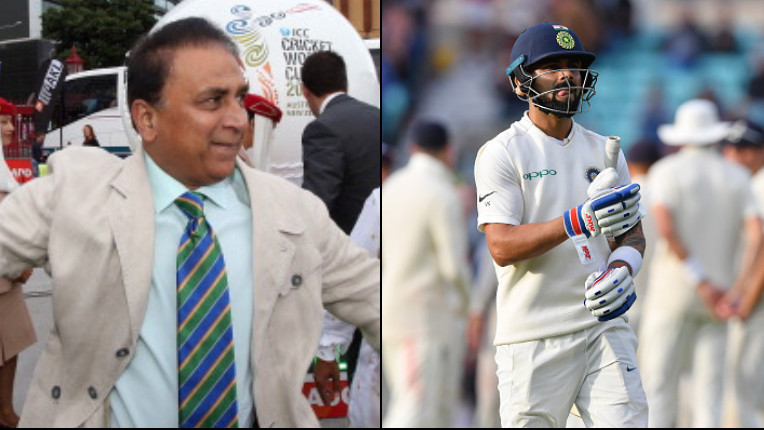 ENG v IND 2018: Sunil Gavaskar backs Virat Kohli after he was asked tough questions in press conference