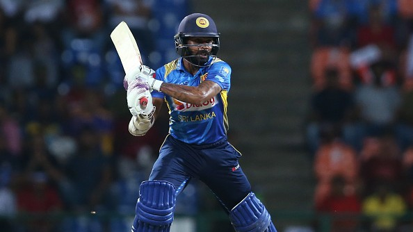 Sri Lanka denies Dickwella NOC to play in CPLafter refusal to tour Pakistan