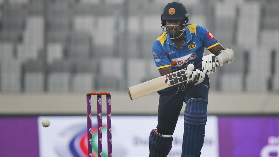 Angelo Mathews | AP