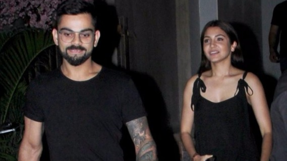 WATCH: Virat Kohli and Anushka Sharma on a dinner date in Mumbai