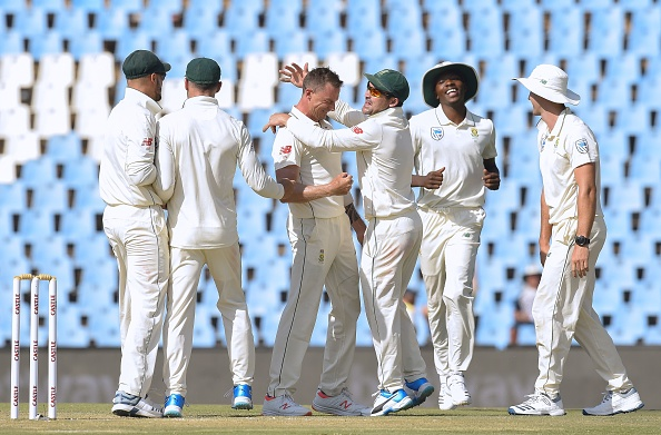 South Africa is currently playing Pakistan in Test Series at home | Getty Images
