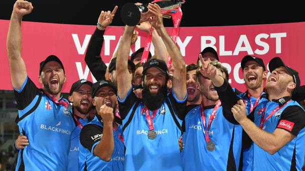 Moeen Ali hails Worcestershire's T20 Blast victory a turning point for the club