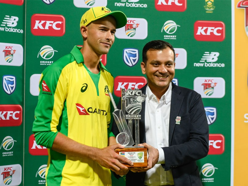 Ashton Agar picked up fifer and a hat-trick in the series vs South Africa | Getty