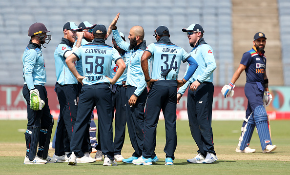 Chris Silverwood proud of England's show in India | Getty Images