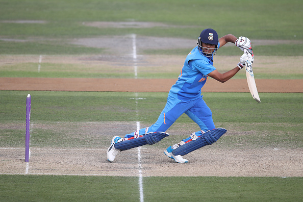 Priyam Garg will lead India in the Under-19 World Cup | Getty