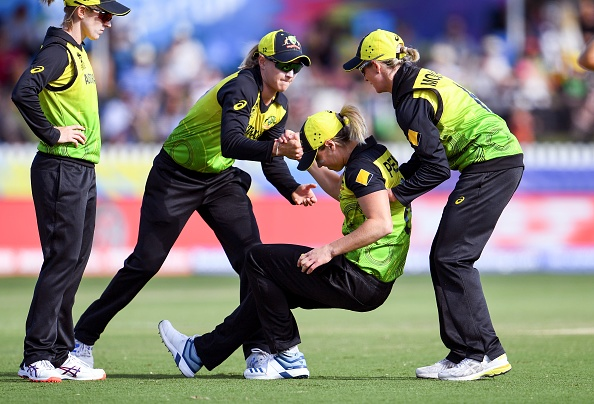 Perry picked up a hamstring injury during T20 World Cup 2020 | Getty Images