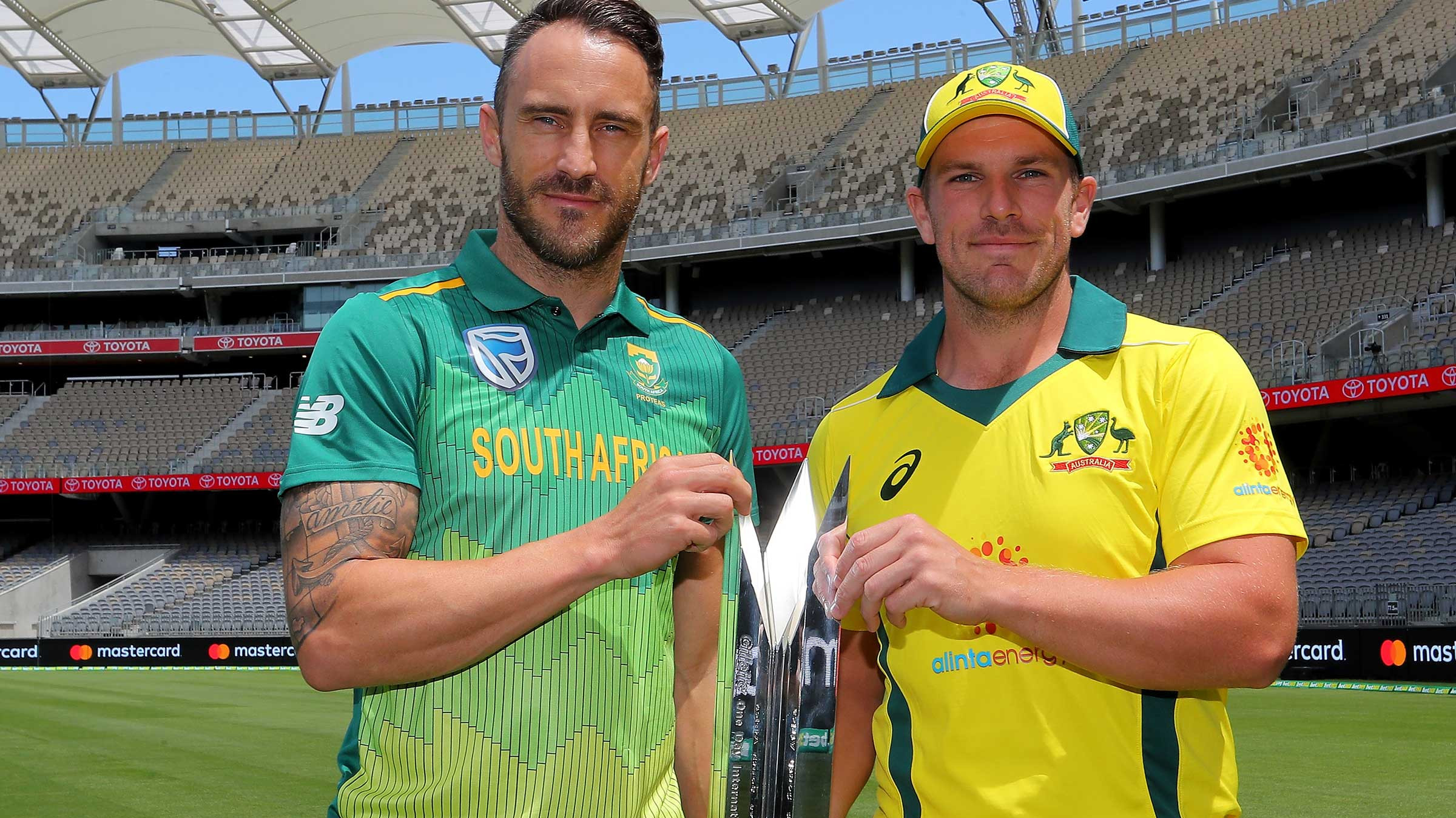 AUS v SA 2018: Aaron Finch refrains from revealing Australia's XI for the first ODI