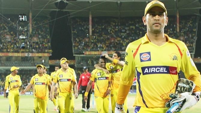 चेन्नई सुपर किंग्स के कप्तान एमएस धोनी अपनी नई भूमिका के लिए हैं तैयार