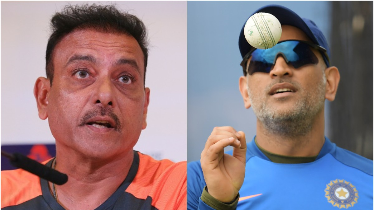 Don't think MS Dhoni is too keen on playing ODIs, T20s are an option: Ravi Shastri
