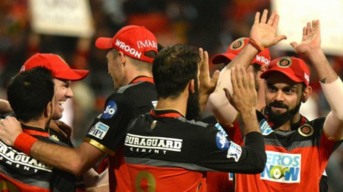 IPL 2018 : Match 51, RCB vs SRH - Statistical Highlights