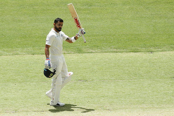 Virat Kohli scored more than 1000 runs away from home in 2018   Getty Images