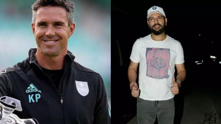 Kevin Pietersen gives Yuvraj Singh a hard time on Twitter after Chelsea knocks out Manchester United