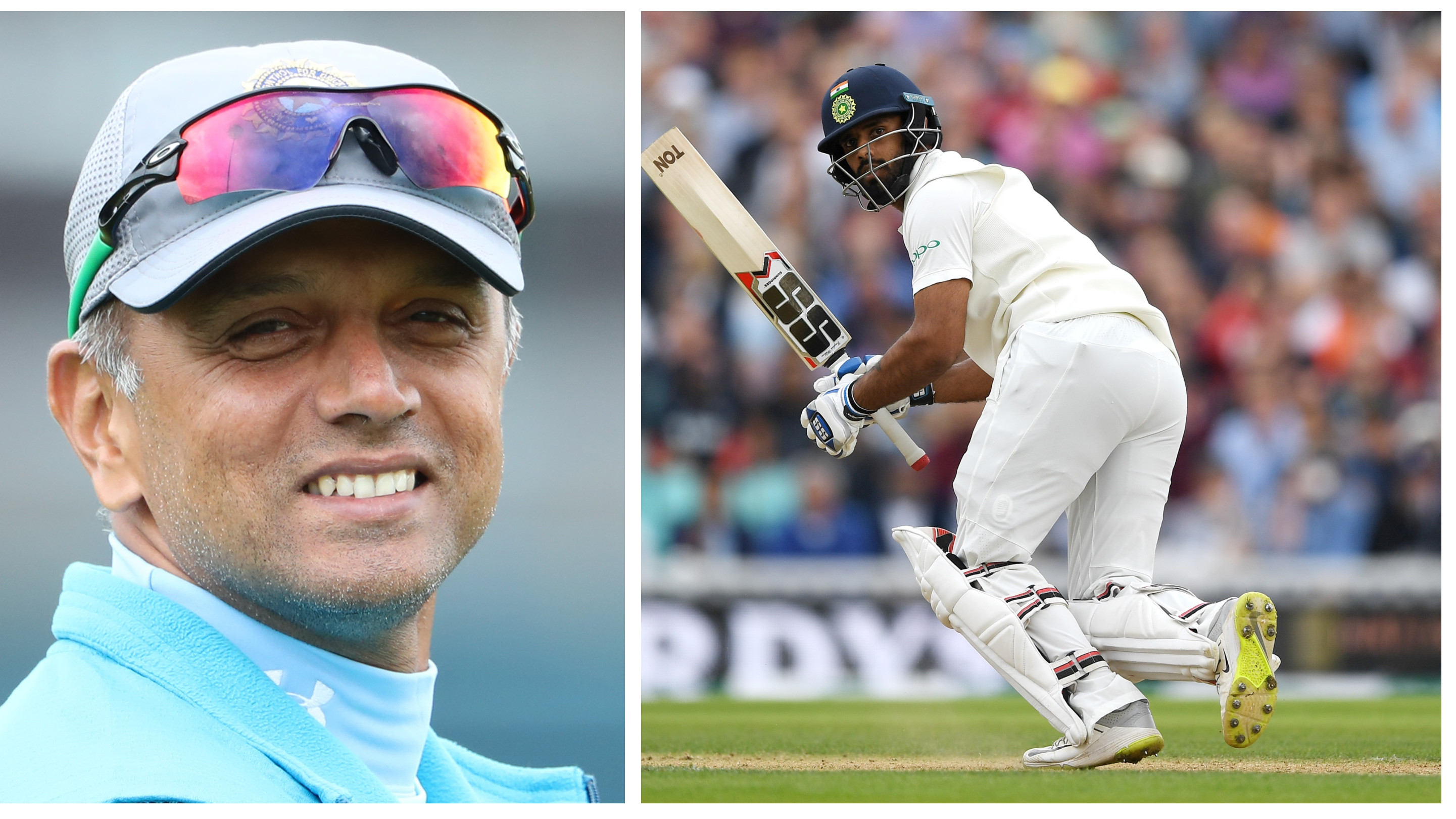 ENG vs IND 2018: Speaking to Rahul Dravid before debut eased up nerves, says Hanuma Vihari