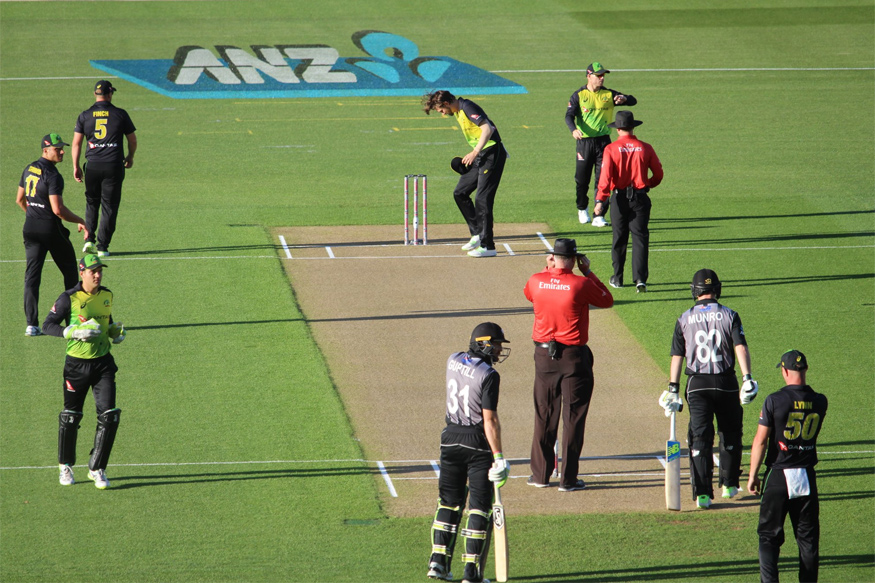 Dimensions at Eden Park can be a cause of worry in the final. (Twitter)