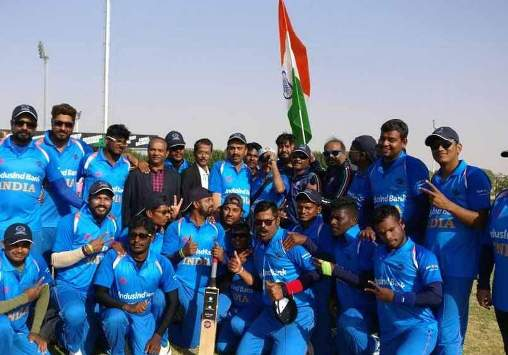 ब्लाइंड क्रिकेट वर्ल्ड कप के नायको ने सचिन तेंदुलकर और पीएम मोदी को भेजा भावनात्मक सन्देश