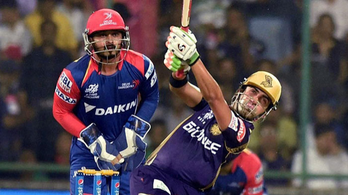 Watch: Gautam Gambhir answers question about celebrations against his old team KKR