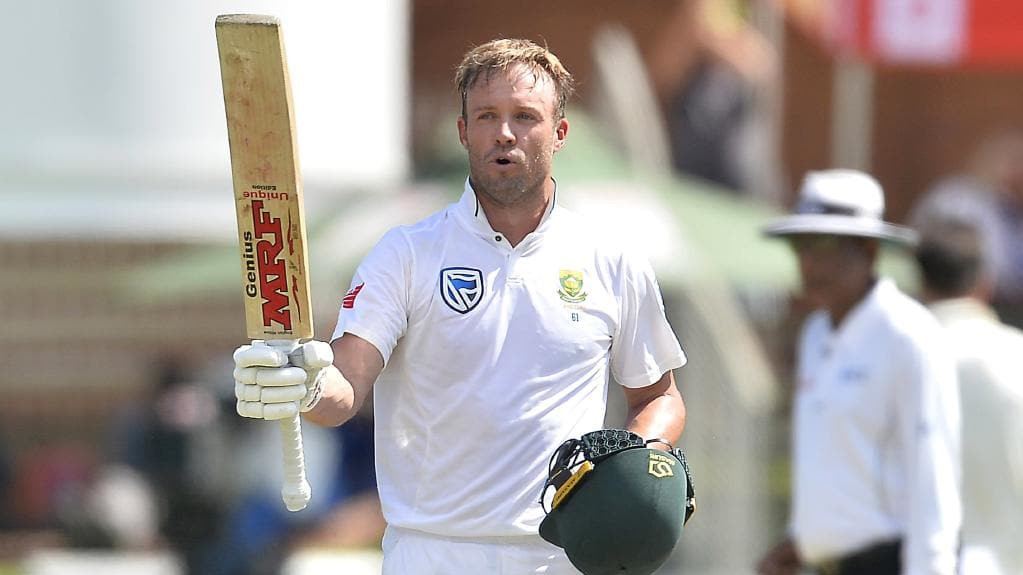 None better than that the last hundred that I scored in Port Elizabeth, says AB de Villiers
