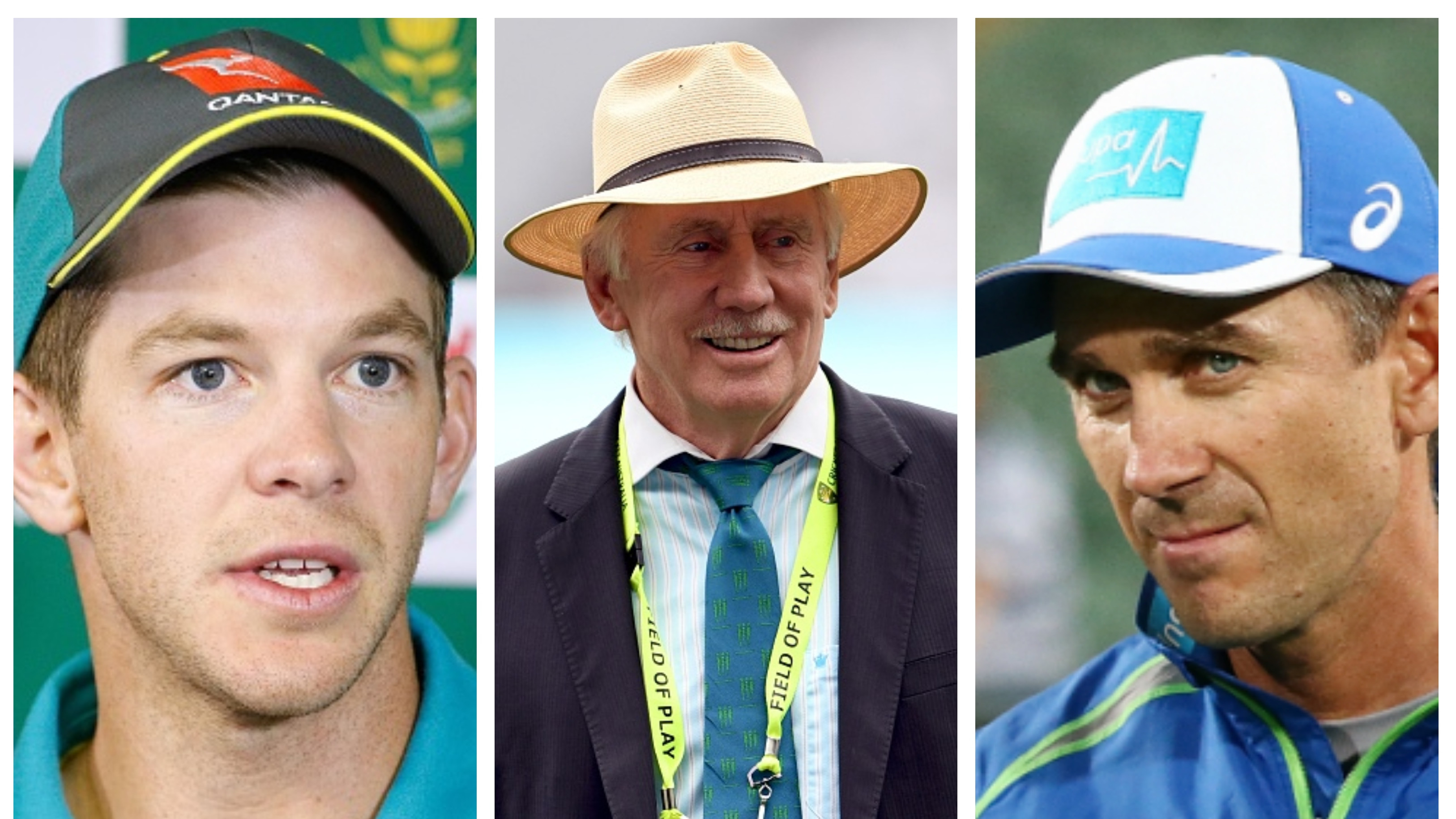 Tim Paine should not allow Justin Langer to run the show, says Ian Chappell