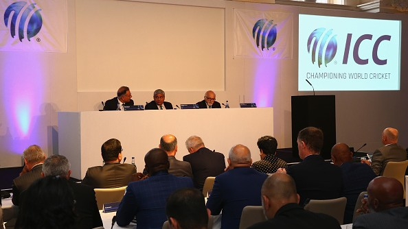 ICC announces postponement of its upcoming qualifying events amid global COVID-19 pandemic