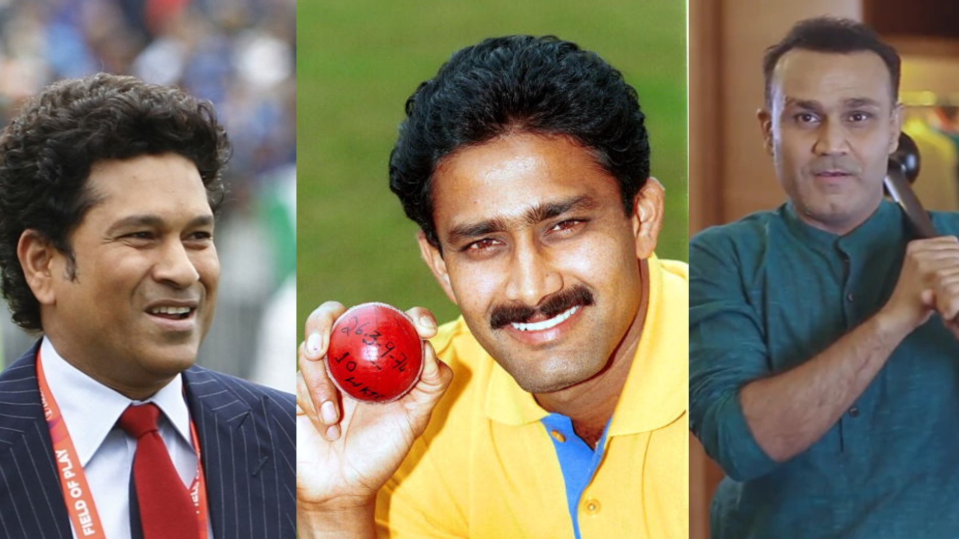 Indian cricket fraternity wishes Anil Kumble on his 50th birthday